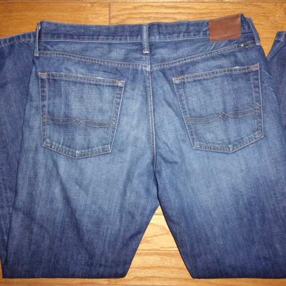 579db012 Lucky Brand Other - LUCKY BRAND 221 ORIGINAL STRAIGHT JEANS 36 X 32